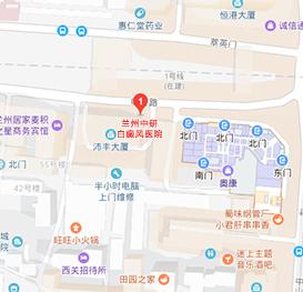 医院地址位置